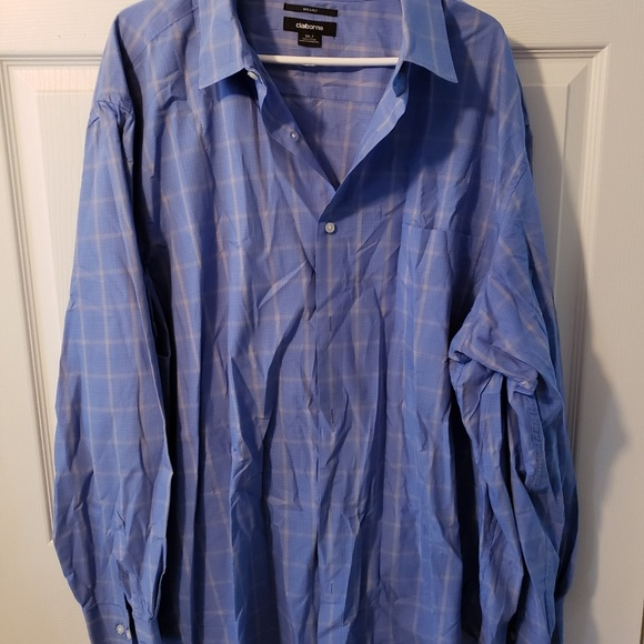 Claiborne Other - Men's button up long sleeve dress shirt